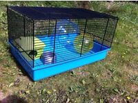 Excellent condition Dwarf Hamster cage for sale