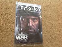 Brand new PlayStation magazine issue 141