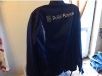 3/4 work coats Rolls Royce overall and lightweight bomber jacket