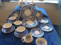 Tea set Masons London Crabtree & Evelyn