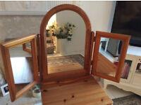 Triple Pine Mirror