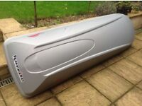 Large Karrite Contour Roof Box for sale