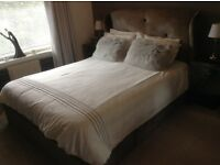 Luxury Hotel Collection Kingsize Duvet & Pillowcases