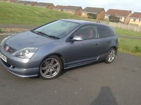 premier edition honda civic type r for sale