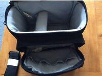Brand New Hanson Photo Bag / Case with Shoulder Strap, 4 Pockets
