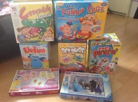 Games/puzzles