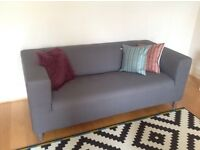 Ikea Klippan Sofa - Like NEW!! Bought only 10 months ago and is in immaculate condition!