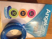 New Angel Care Nappy Disposal System (Blue) + Extra Refill Cassette