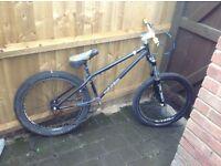 Mafia blackjack dirt jump bike for sale