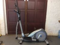 Bodymax E60 Elliptical Cross Trainer - 7 months old - excellent condition, had very little use