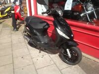 Piaggio Zip 50cc moped 12 Months Mot just serviced delivery can be arranged ideal first scooter