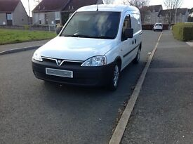 2010 Vauxhall Combo 1.3 CDTI