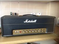 Marshall 1987X 50W Plexi re-issue