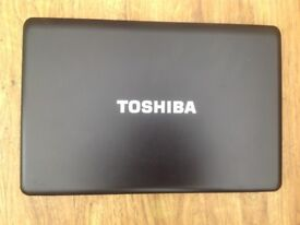 Toshiba Satellite C660 15.6inch Laptop (Intel Core i3 Processor, 4GB RAM, 750GB Hard drive) or offer