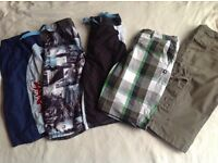 Teenage boys clothes bundle. 16 items! Age 14 - 15 years Shorts, t.shirts, shirts etc