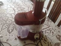 Fusion juicer good condition