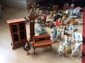 Syvanian Families 1980's selection
