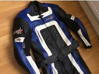 RST Motor Cycle Race Leathers, Ladies / Men's, Excellent !!!