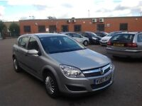 2007 Vauxhall Astra 1.4 Good Runner with history and mot
