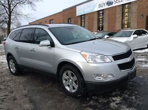 2010 Chevrolet Traverse 1LT | 7 PASS | AWD | PARKING SENSORS