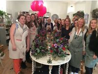 Full time florist manager to join our lovely shop and wedding business