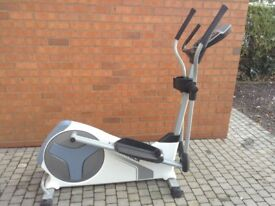 NordicTrack elliptical cross trainer as new condition