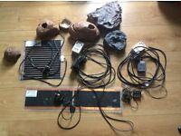 Job Lot Reptile Equipment £40