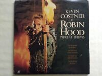 'Robin Hood - Prince Of Thieves' Double Laserdisc