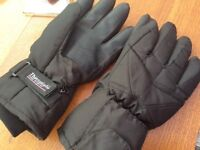 Thinsulate Gloves Battery Operated Thermal Snow Warm Winter Fishing Skiing Motorcycle Biking