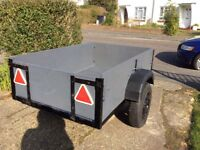 5'6 trailer for sale. Good condition. £150 ono.