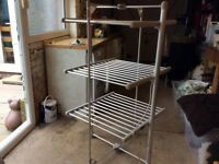 Lakeland 3 Tier Heated Clothes Airer