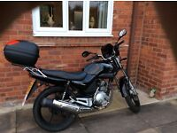 Yamaha ybr 125 mint condition