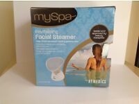 Facial steamer. MySpa