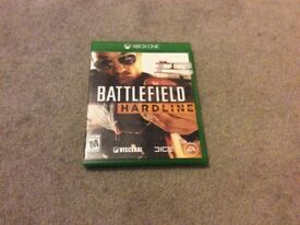 Battlefield hard line x box 1 game