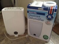 Meaco Dehumidifier DD8L as new