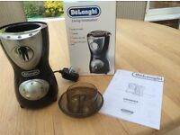 ELECTRIC COFFEE GRINDER AND MILL -DELONGHI KG39