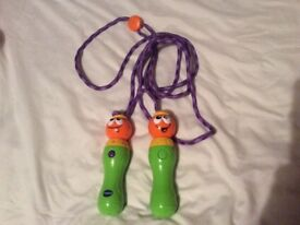 Vtech kidiactive 2in1 skipping rope