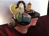 Collectable Tea Pot - hairdressing