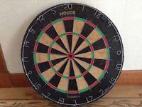 Nod or dartboard