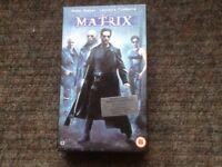 Matrix video in box