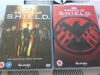 Marvel Agents of shield the complete Seasons 1+2