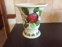 PORTMEIRION BRAND NEW VERY LARGE VASE 'POMONA' DESIGN