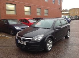 2006 Vauxhall Astra Diesel Good Condition with history and mot