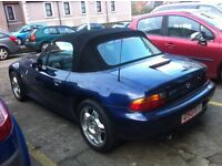 BMW Z3 with Full service history
