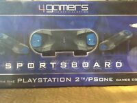 PlayStation 2 skateboard / sportboard