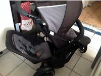 Phi and teds double buggy