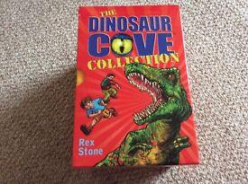 Children's books. Box set of Dinosaur cove. 20 books.