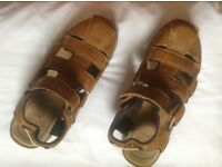 Clarks Active Air sandals - worn once
