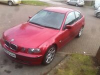 Bmw 320 td compact for sale spares or repairs