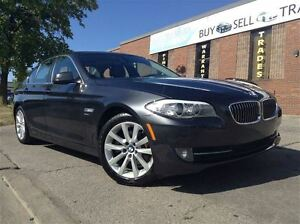 2012 BMW 5 Series 528i xDrive| NAVIGATION | REVERSE CAMERA | PAR